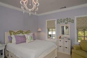 5-10万60平米一室一厅美式风格卧室图片大全