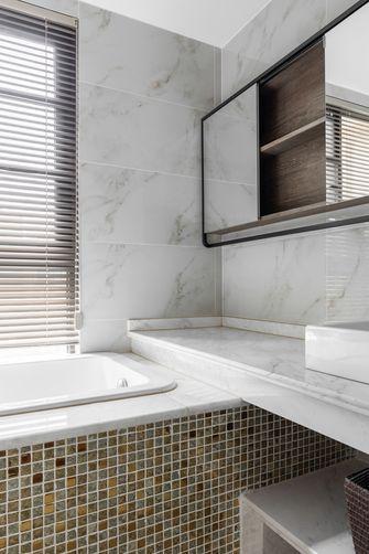 10-15万110平米三室两厅北欧风格卫生间装修案例