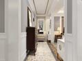 20万以上140平米三室两厅欧式风格走廊图片大全