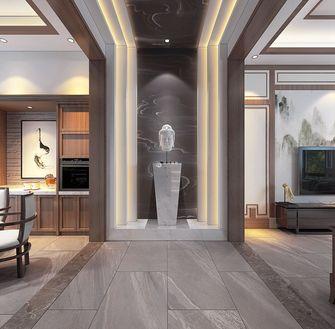富裕型140平米复式中式风格玄关图