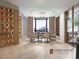 豪华型140平米三室两厅中式风格餐厅图