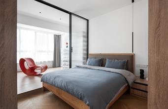 10-15万140平米三室两厅日式风格卧室装修图片大全