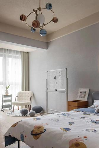 20万以上120平米三室两厅北欧风格青少年房图片