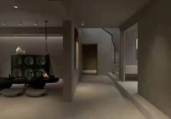 3万以下140平米别墅现代简约风格书房欣赏图
