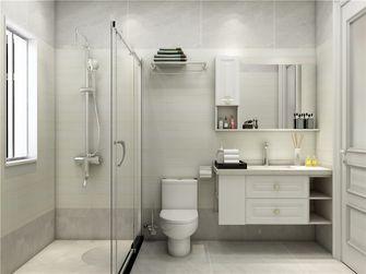 90平米三室两厅欧式风格卫生间欣赏图