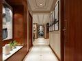 豪华型140平米四室两厅中式风格走廊图片大全