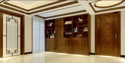富裕型140平米四室两厅中式风格玄关装修案例