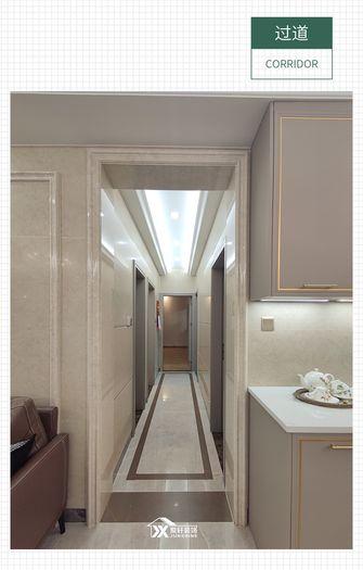 富裕型140平米四室两厅轻奢风格走廊装修案例