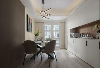 15-20万140平米三室两厅现代简约风格餐厅效果图