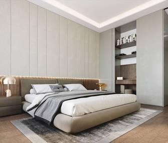3-5万90平米现代简约风格卧室欣赏图