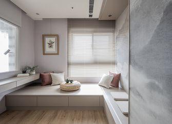 富裕型80平米三现代简约风格阳光房图