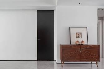豪华型130平米三室两厅工业风风格玄关设计图