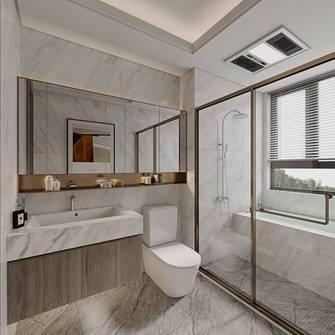 豪华型140平米四轻奢风格卫生间效果图