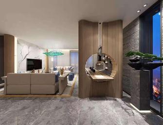 3万以下140平米别墅中式风格玄关设计图