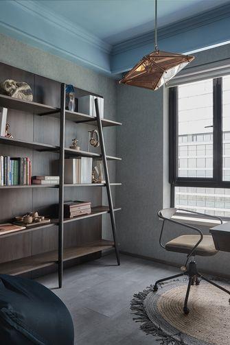 10-15万140平米三室一厅中式风格书房欣赏图