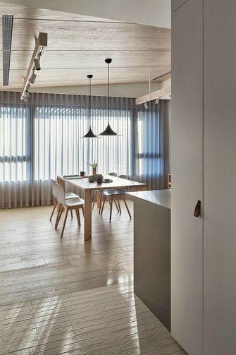 5-10万100平米三室两厅北欧风格玄关装修案例