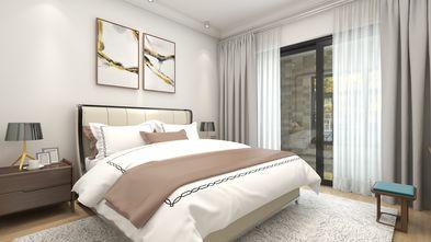 15-20万130平米三室两厅中式风格卧室欣赏图