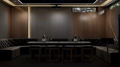 20万以上80平米现代简约风格影音室效果图