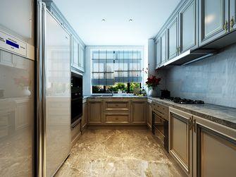 富裕型80平米三室两厅欧式风格厨房装修案例