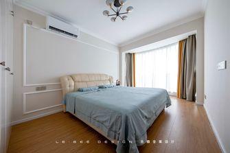富裕型140平米三美式风格卧室图片