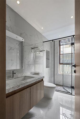 豪华型120平米三室两厅中式风格卫生间图片大全