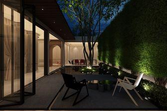20万以上140平米别墅法式风格阳台设计图