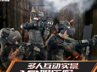 VR+乐园沉浸式多人竞技馆