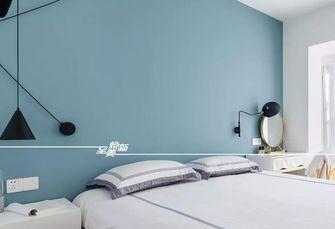 经济型80平米北欧风格卧室图片大全