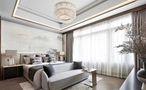 120平米三中式风格卧室图