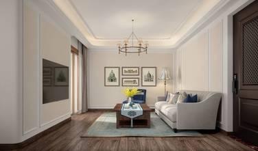 15-20万100平米三室两厅美式风格客厅图