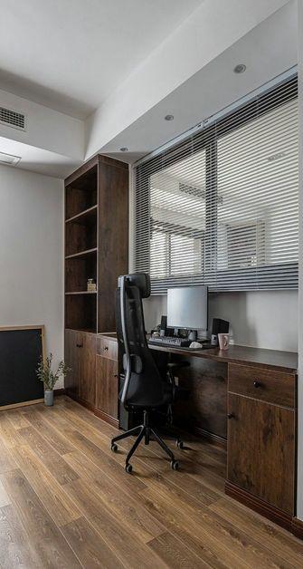 15-20万110平米三室两厅日式风格书房装修案例
