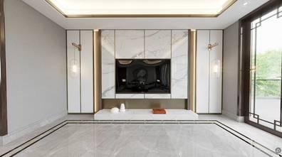 20万以上140平米别墅中式风格阁楼效果图