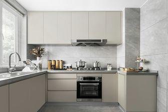 15-20万120平米三室两厅现代简约风格厨房装修图片大全