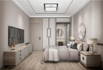 40平米小户型中式风格卧室装修案例