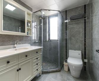 富裕型120平米三室两厅轻奢风格卫生间装修案例