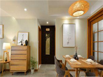 富裕型120平米三室两厅混搭风格走廊图
