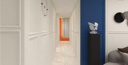 经济型50平米公寓法式风格客厅设计图