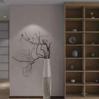 5-10万140平米四室两厅日式风格玄关装修效果图