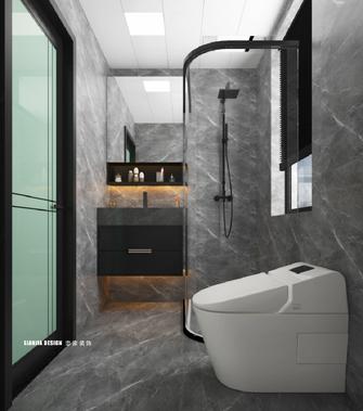 10-15万130平米三室两厅现代简约风格卫生间设计图