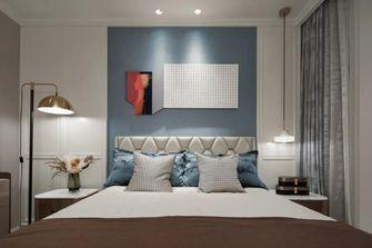 富裕型140平米四法式风格卧室图