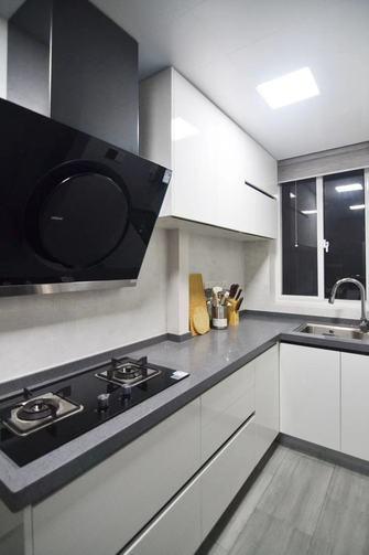 50平米小户型工业风风格厨房设计图
