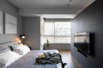 70平米工业风风格卧室效果图