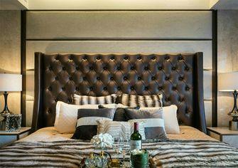 20万以上140平米三室两厅地中海风格卧室图