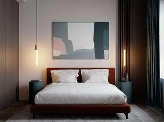 富裕型100平米三现代简约风格其他区域设计图