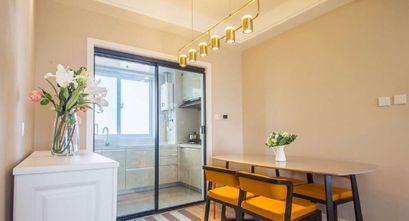 5-10万110平米三室两厅混搭风格厨房设计图
