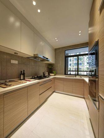 20万以上140平米四室一厅现代简约风格厨房装修效果图