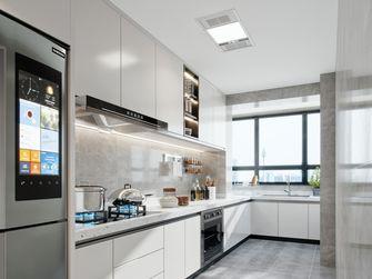 富裕型140平米三室两厅欧式风格厨房装修效果图