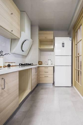 豪华型90平米三室两厅混搭风格厨房效果图