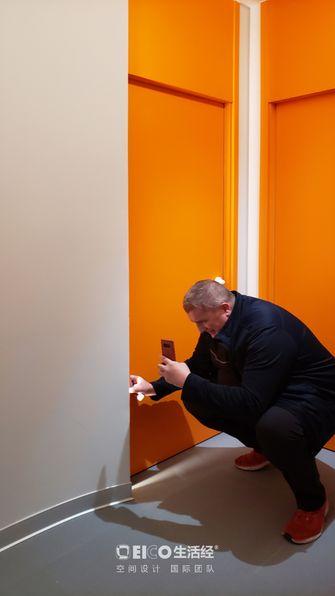 5-10万130平米北欧风格走廊设计图