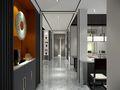 10-15万130平米三中式风格走廊装修效果图